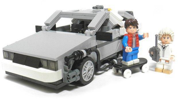 5 причин, почему в LEGO не стыдно играть взрослым. Изображение № 16.