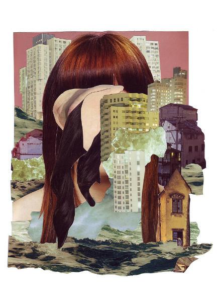 Клей, ножницы, бумага: 10 современных художников-коллажистов. Изображение № 21.