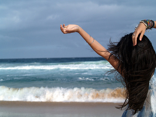 Изображение 6. Море и небо-два символа бесконечности.. Изображение № 6.