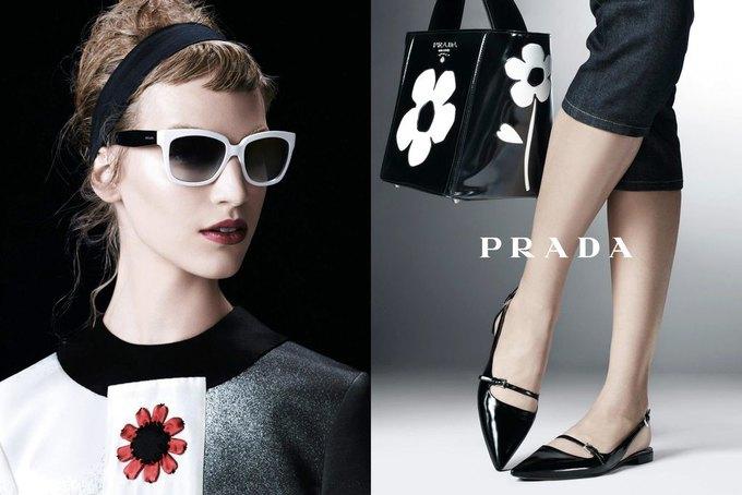 Max Mara, Prada и другие марки выпустили новые кампании. Изображение № 20.