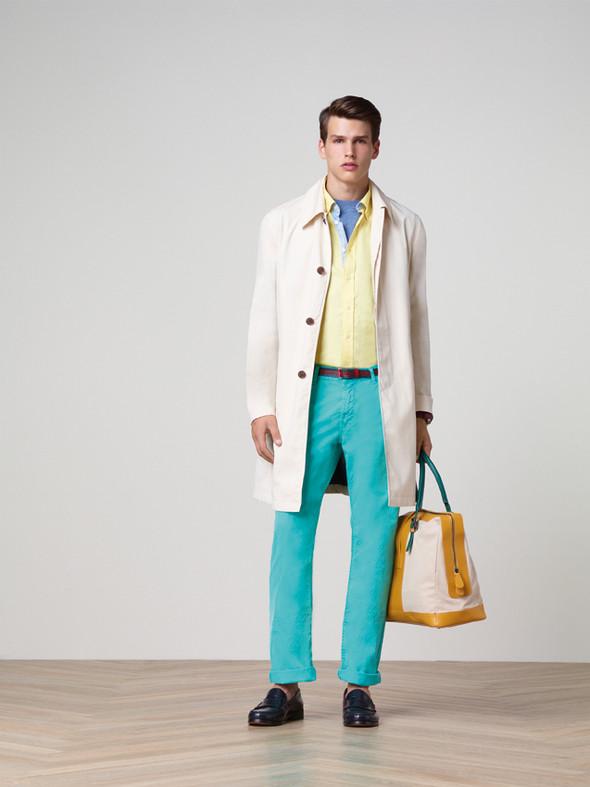 Лукбук: Tommy Hilfiger Sportswear SS'12 (мужская и женская коллекции). Изображение № 2.