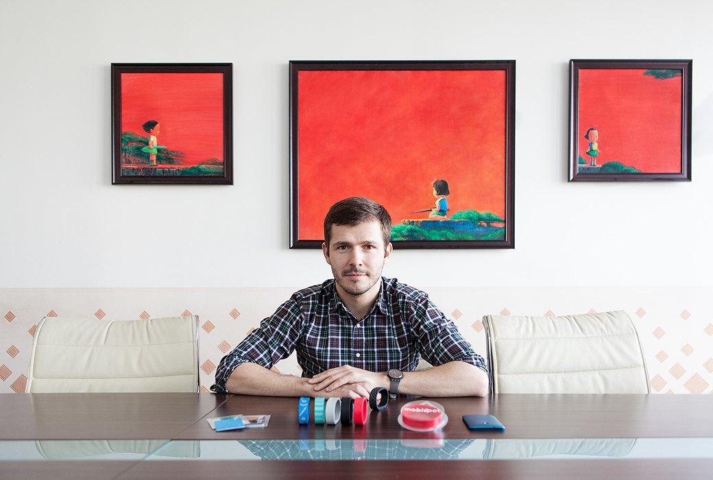 Один браслет вместо всех карт: создатель Mobispot о своём проекте. Изображение № 4.