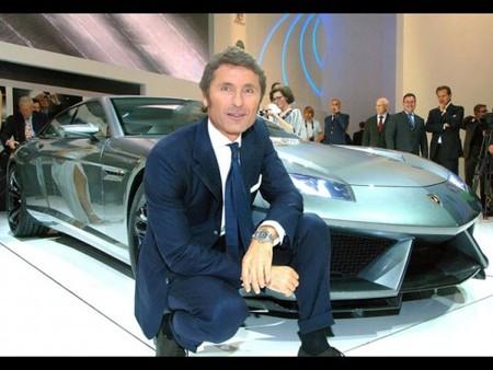 Lamborghini Estoque. Изображение № 8.