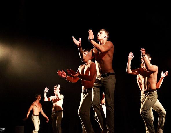 """Фотоотчет с закрытия театрального сезона театра танца """"Искушение"""".. Изображение № 8."""