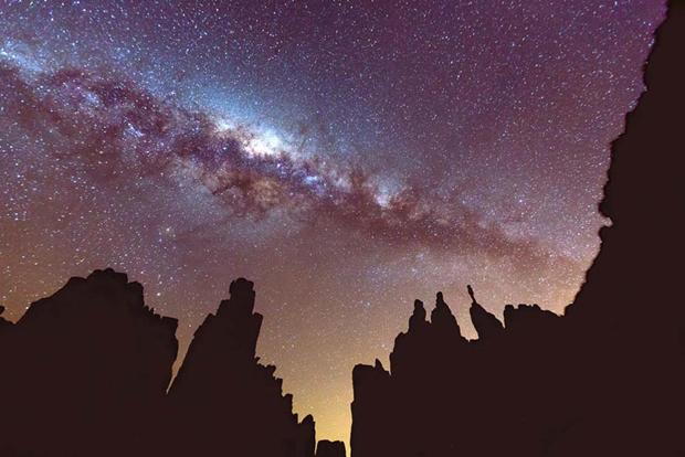 Млечный Путь (категория молодых фотографов) / Автор: Matthew Cherubino. Изображение № 3.