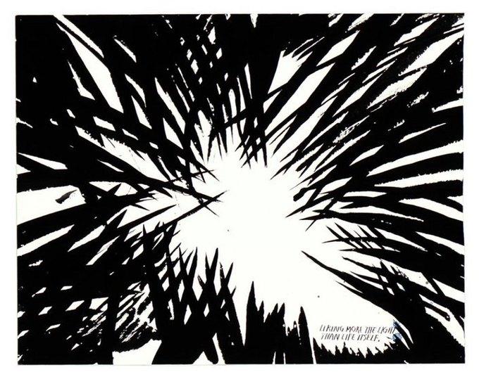 27 работ, за которые я люблю автора обложек Black Flag и Sonic Youth. Изображение № 4.