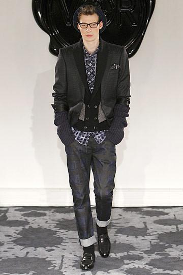 Неделя моды в Париже: мужские показы. Изображение № 27.