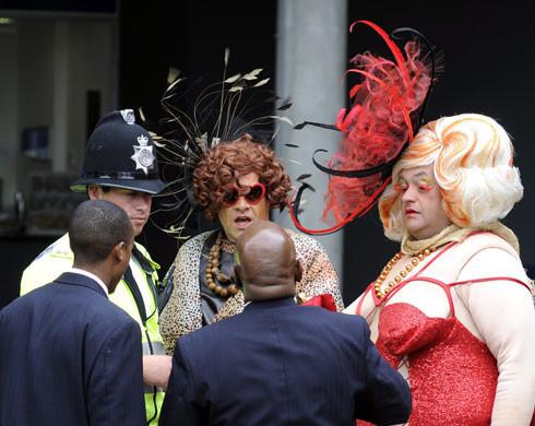 Самые необычные иизысканных шляпки Royal Ascot. Изображение № 39.