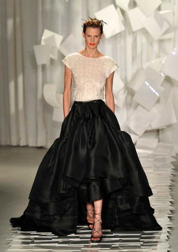 New York Fashion Week Spring 2012: День второй. Изображение № 34.