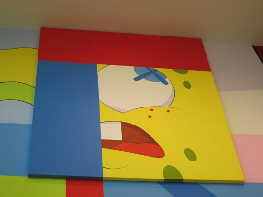 Выставка художника и дизайнера KAWS. Изображение № 13.