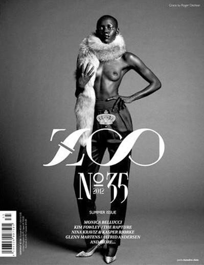 Обложки: Candy, Vogue, T и другие. Изображение № 3.