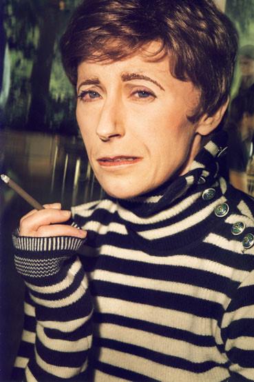 Лицом новой коллекции M.A.C стала фотограф Синди Шерман. Изображение № 13.