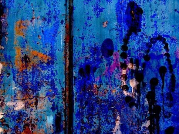 Modern british art: Стены Жерарa Гастингсa. Изображение № 8.