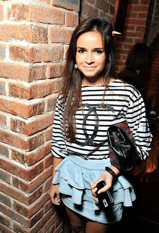 Мирослава Дума - королева блогов про уличную моду.. Изображение № 3.