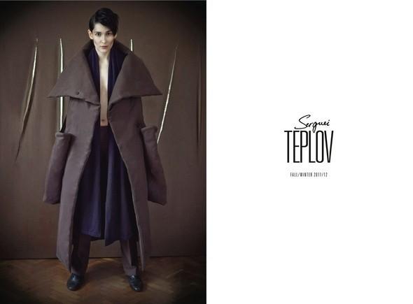 Изображение 3. Serguei Teplov FW 2011/12 look book.. Изображение № 3.