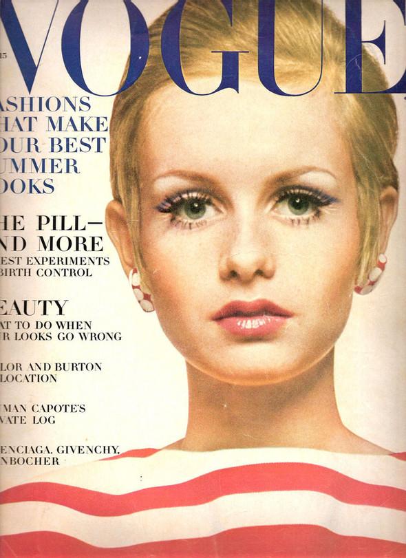 Калейдоскоп обложек Vogue. Изображение № 36.