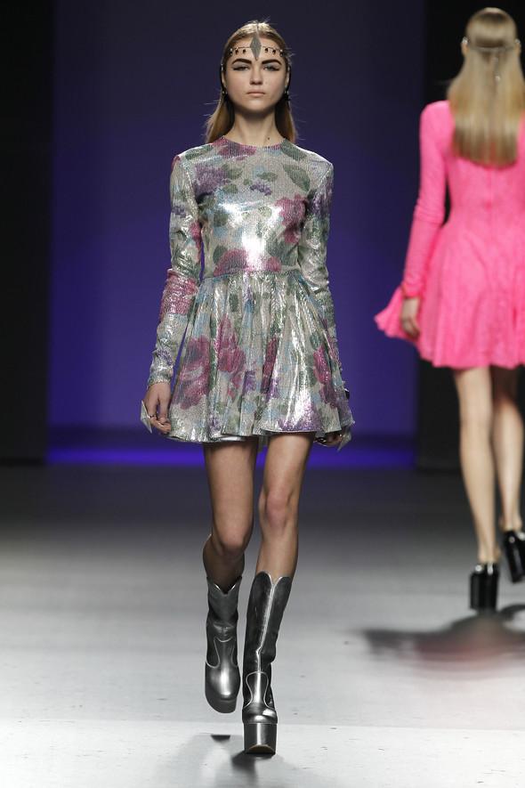 Madrid Fashion Week A/W 2012: Maria Escote. Изображение № 6.
