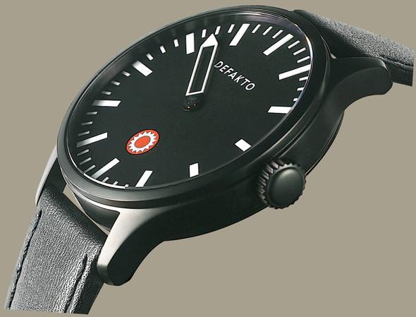 DEFAKTO – часы с одной стрелкой. Изображение № 1.