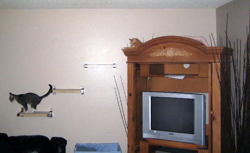 IKEA - интерьер для котов. Изображение № 5.