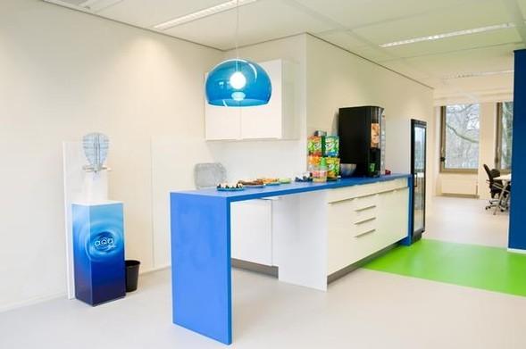Яркий офис Hyves.net. Изображение № 2.