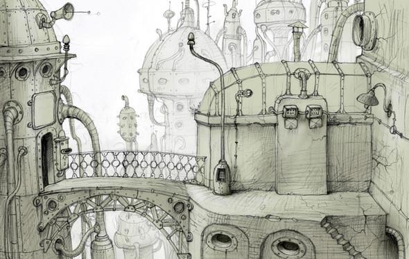 «Machinarium». Изображение № 18.