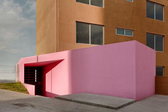 Социальное жилье в Мексике. Изображение № 4.