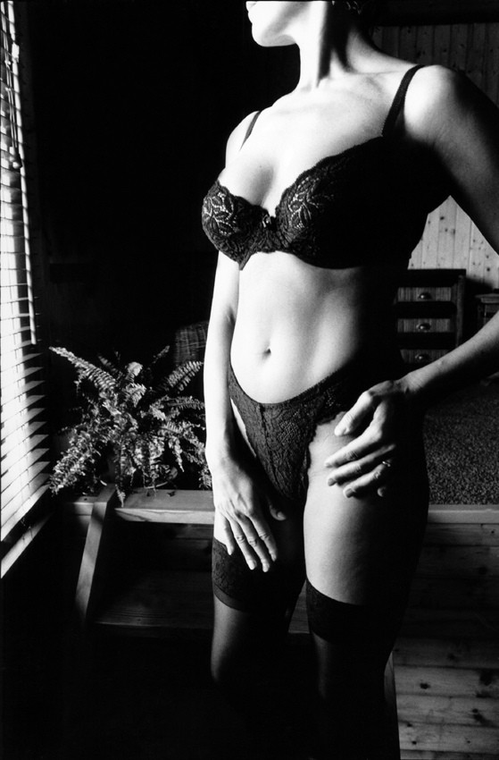Черно-белая страсть. Изображение № 27.