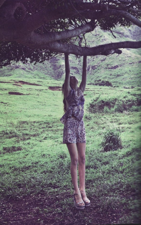 Съёмки: Antidote, Lula, Numero и Vogue. Изображение № 22.