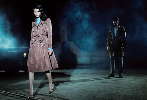 Съёмка: Мин Си для китайского Vogue. Изображение № 7.