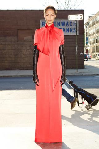 Givenchy Pre-Fall 2012. Изображение № 21.