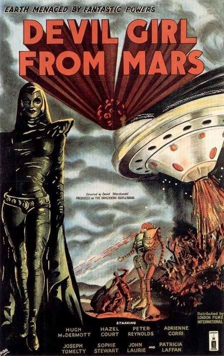 Афиши фильмов ужасов. Изображение № 99.
