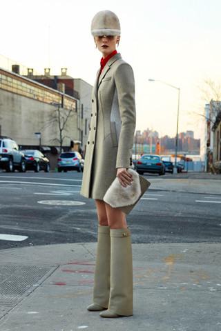 Givenchy Pre-Fall 2012. Изображение № 14.