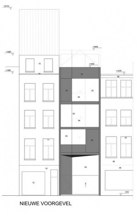 Дом для Архитекторов. Изображение № 19.