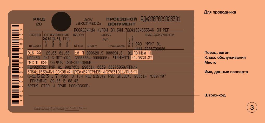 Исправляем некрасивый и нечитаемый билет РЖД. Изображение № 14.