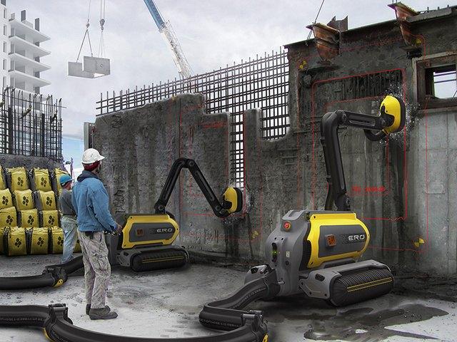 Разработан робот для сноса зданий. Изображение № 1.