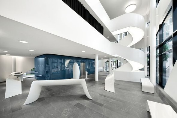 Технологический центр медицинской науки - Берлин. Изображение № 15.