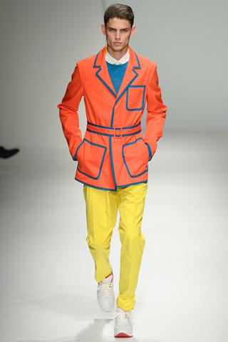 Неделя мужской моды в Милане: День 2. Изображение № 21.