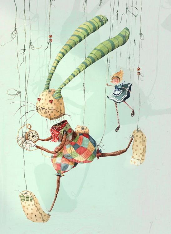 Иллюстратор Holly Clifton-Brown. Изображение № 6.