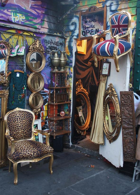 Сокровищница Королевы: Рынки Лондона/Брик Лейн. Изображение № 8.