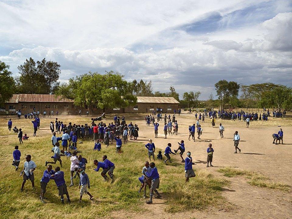 Фото: как выглядят детские площадки вразных странах мира . Изображение № 7.