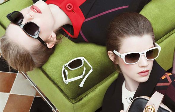 Изображение 12. Кампания: Prada FW 2011.. Изображение № 12.