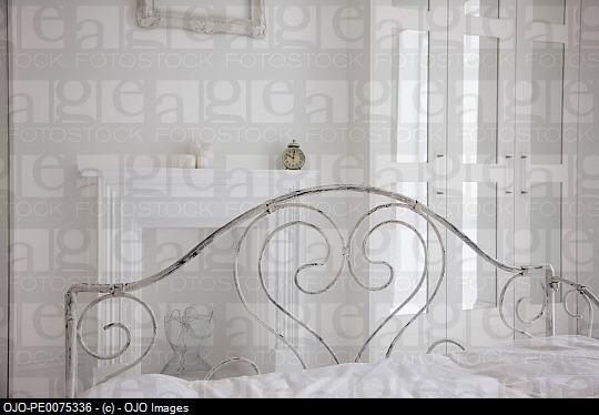 Винтажные спальни. Изображение № 4.