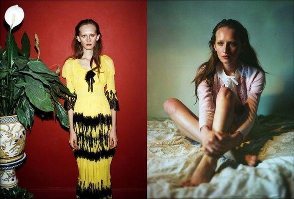Изображение 91. Съемки: Harper's Bazaar, Industrie, Vogue и другие.. Изображение № 47.