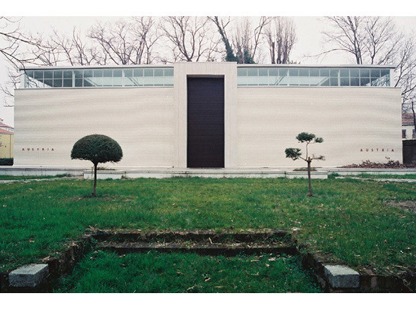 Австрийский павильон, архитектор Йозеф Хофманн, 1934г.. Изображение № 1.