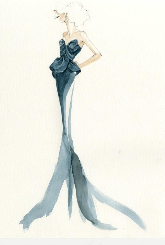 10 платьев диснеевских принцеcc от мировых дизайнеров в Harrods. Изображение №1.