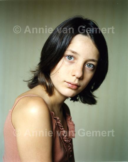 Портреты Annie Van Gemert. Изображение № 12.