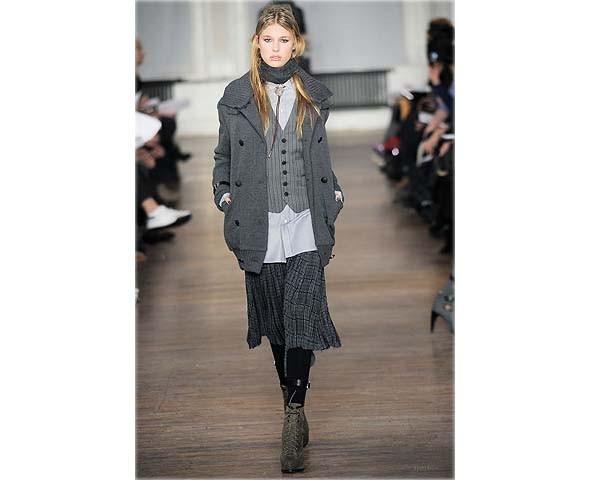 Неделя моды в Нью-Йорке: второй день. Изображение № 189.