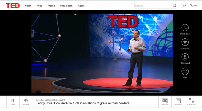 Сайт видеолекций TED сделал редизайн. Изображение № 4.