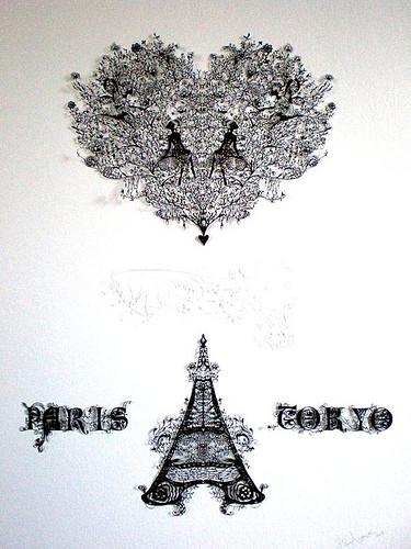 Необыкновенные кружева изобычной бумаги. Hina Aoyama. Изображение № 13.