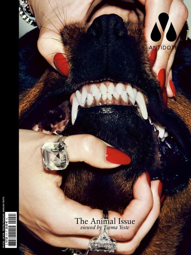 Вышли новые обложки Vogue, Numero, Interview и других журналов. Изображение № 10.